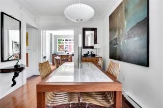 Photo 10: 2162 W 8TH AVENUE in Vancouver: Kitsilano Townhouse for sale (Vancouver West)  : MLS®# R2599384