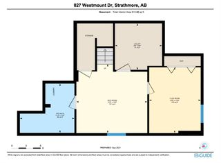 Photo 30: 827 Westmount Drive: Strathmore Semi Detached for sale : MLS®# A1145656