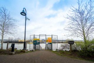 Photo 26: 201 220 SALTER Street in New Westminster: Queensborough Condo for sale : MLS®# R2557447