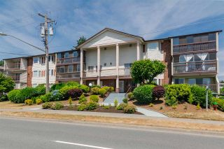 "Main Photo: 204 32089 OLD YALE Road in Abbotsford: Central Abbotsford Condo for sale in ""Heather Ridge"" : MLS®# R2540992"