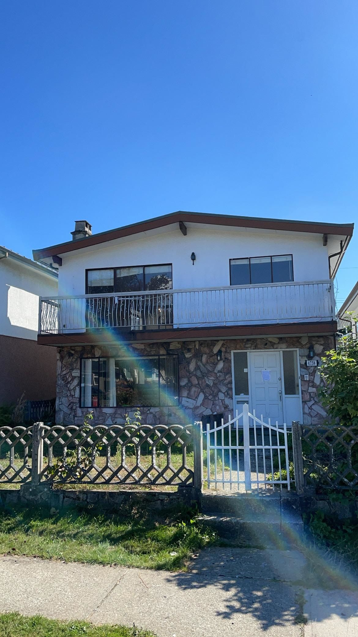 Main Photo: 4758 PENDER Street in Burnaby: Capitol Hill BN House for sale (Burnaby North)  : MLS®# R2617624