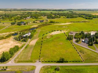 Photo 2: 3ac NORTH of DUNBOW Rd on 48 Street: Rural Foothills County Residential Land for sale : MLS®# A1092643