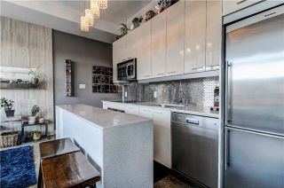 Photo 5: 407 569 E King Street in Toronto: Moss Park Condo for sale (Toronto C08)  : MLS®# C3961528
