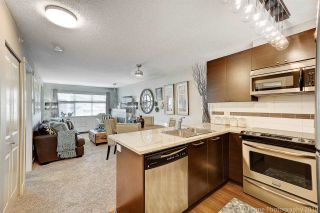 """Photo 4: 410 6500 194 Street in Surrey: Cloverdale BC Condo for sale in """"Sunset Grove"""" (Cloverdale)  : MLS®# R2331688"""