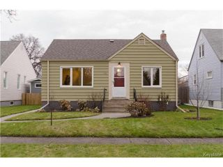 Photo 1: 151 Tait Avenue in Winnipeg: Scotia Heights Residential for sale (4D)  : MLS®# 1629423