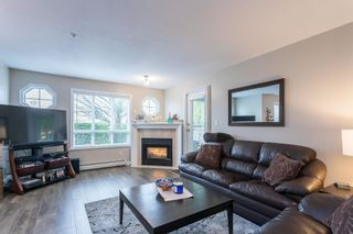 """Photo 12: 107 5909 177B Street in Surrey: Cloverdale BC Condo for sale in """"Carridge Court"""" (Cloverdale)  : MLS®# R2602969"""