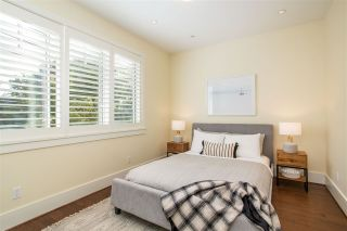 Photo 22: 595 W 18TH AVENUE in Vancouver: Cambie House for sale (Vancouver West)  : MLS®# R2499462