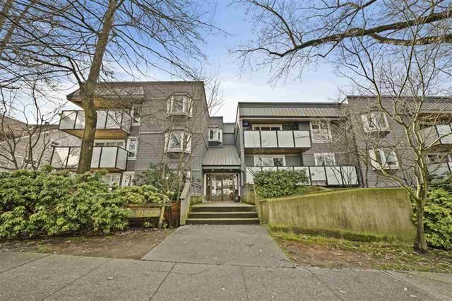 Main Photo: 405 2328 Oxford Street in Vancouver: Hastings Condo for sale (Vancouver East)  : MLS®# R2549287