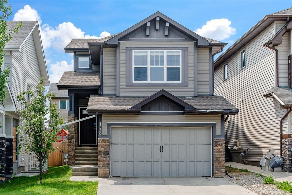 Main Photo: 178 Morningside Circle SW: Airdrie Detached for sale : MLS®# A1127852