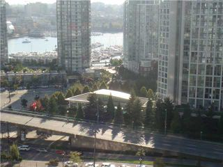 """Photo 1: 2210 928 BEATTY Street in Vancouver: Downtown VW Condo for sale in """"MAX"""" (Vancouver West)  : MLS®# V854398"""
