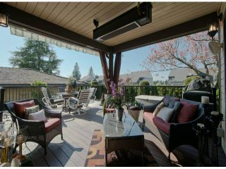 Photo 15: 3632 NICO WYND Drive in Surrey: Elgin Chantrell Townhouse for sale (South Surrey White Rock)  : MLS®# F1404265
