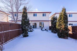Photo 43: 16017 90 Street in Edmonton: Zone 28 House Half Duplex for sale : MLS®# E4228249