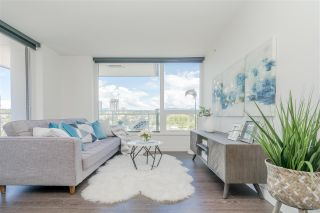 Photo 2: 1801 433 SW MARINE Drive in Vancouver: Marpole Condo for sale (Vancouver West)  : MLS®# R2585789