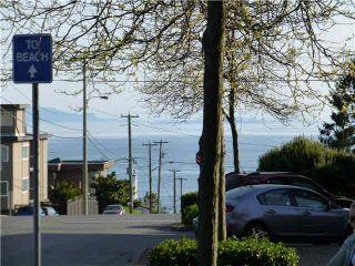 """Photo 19: 103 15284 BUENA VISTA Avenue: White Rock Condo for sale in """"BUENA VISTA TERRACE"""" (South Surrey White Rock)  : MLS®# F1440696"""