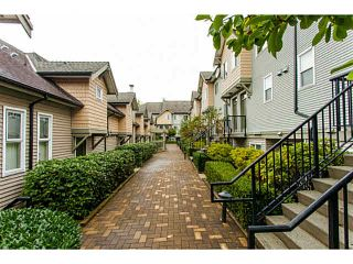 """Photo 10: 114 4238 ALBERT Street in Burnaby: Vancouver Heights Townhouse for sale in """"VILLAGIO ON THE HEIGHTS"""" (Burnaby North)  : MLS®# V1089614"""