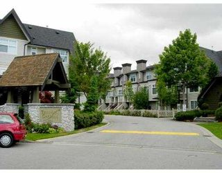 "Photo 1: 10 3711 ROBSON CT in Richmond: Terra Nova Townhouse for sale in ""TENNYSON GARDENS"" : MLS®# V596782"