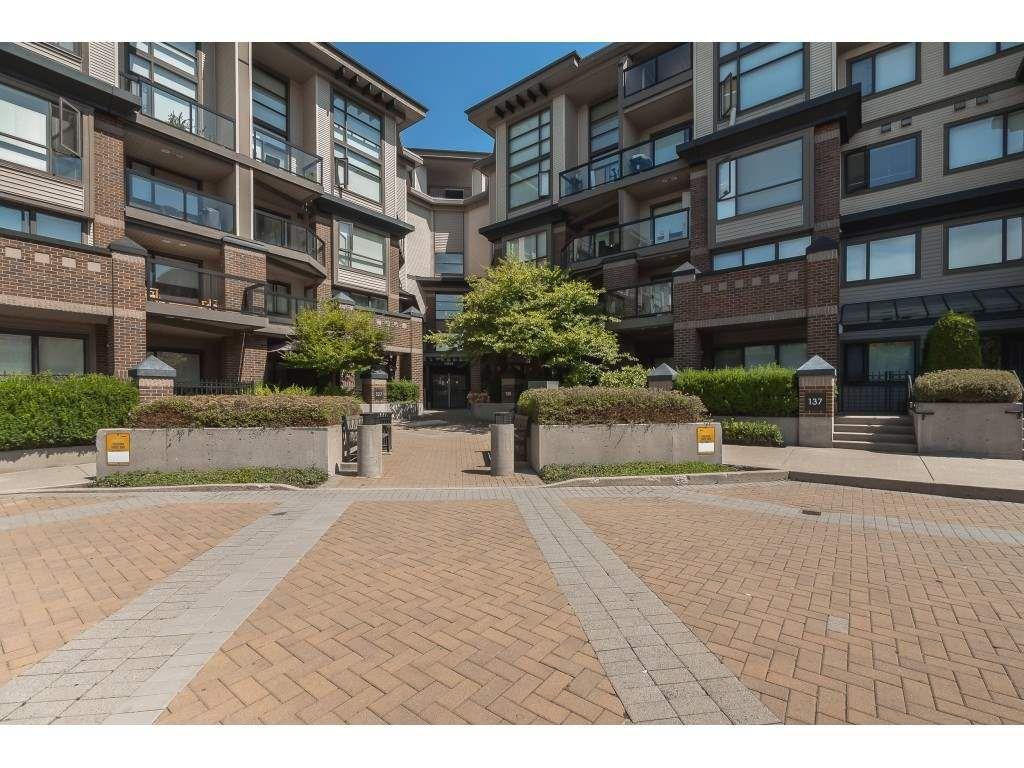 Main Photo: 126 10838 CITY PARKWAY in Surrey: Whalley Condo for sale (North Surrey)  : MLS®# R2391919