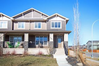 Main Photo: 560 Evanston Link NW in Calgary: Evanston Semi Detached for sale : MLS®# A1101985