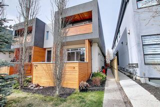 Main Photo: 2 1718 Kensington Road NW in Calgary: Hillhurst Row/Townhouse for sale : MLS®# A1099905