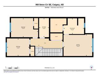 Photo 25: 968 SETON CI SE in Calgary: Seton Semi Detached for sale : MLS®# C4291573