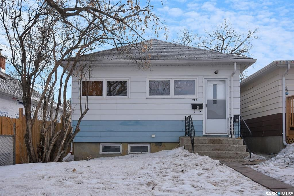 Main Photo: 455 Forget Street in Regina: Normanview Residential for sale : MLS®# SK859220