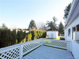 Photo 17: 27 2206 Church Rd in SOOKE: Sk Broomhill Manufactured Home for sale (Sooke)  : MLS®# 669849