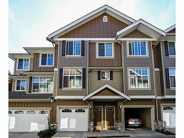 Main Photo: 46 3009 156TH Street in Surrey: Grandview Surrey Townhouse for sale (South Surrey White Rock)  : MLS®# F1436644