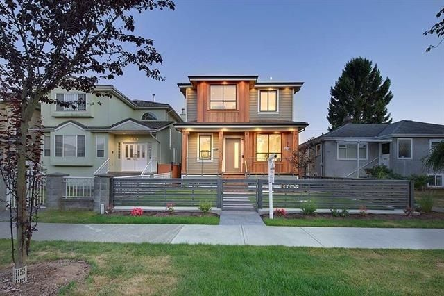 Main Photo: 128 51ST AVENUE in Vancouver East: South Vancouver Home for sale ()  : MLS®# R2105207
