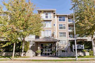 """Photo 2: 233 5880 DOVER Crescent in Richmond: Riverdale RI Condo for sale in """"WATERSIDE"""" : MLS®# R2501420"""