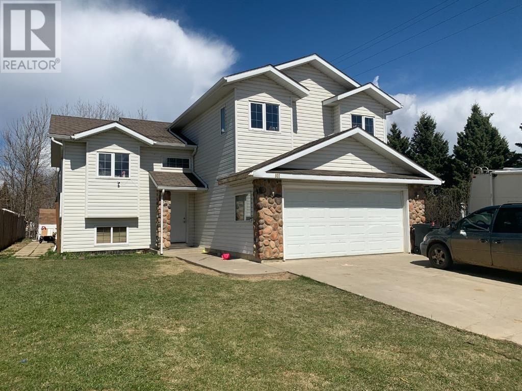 Main Photo: 800 1A Avenue in Slave Lake: House for sale : MLS®# A1149268