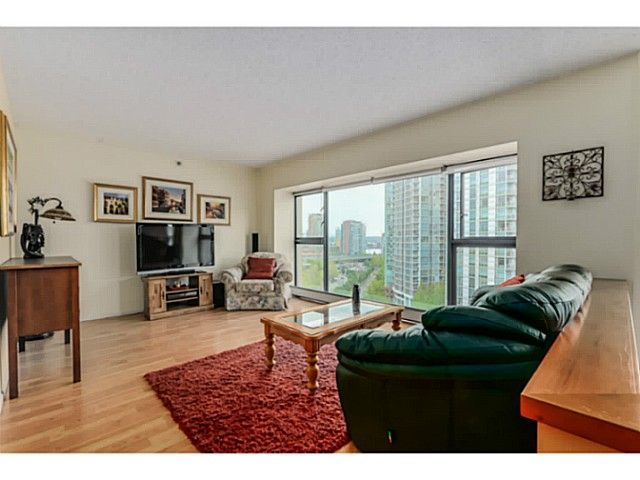 Main Photo: # 1203 238 ALVIN NAROD ME in Vancouver: Yaletown Condo for sale (Vancouver West)  : MLS®# V1122402