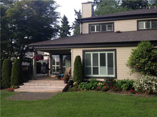 Main Photo: 3624 NICO WYND Drive in Surrey: Elgin Chantrell Home for sale ()  : MLS®# F1435321