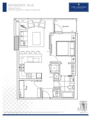 Photo 2: 3002 10360 102 Street in Edmonton: Zone 12 Condo for sale : MLS®# E4233054