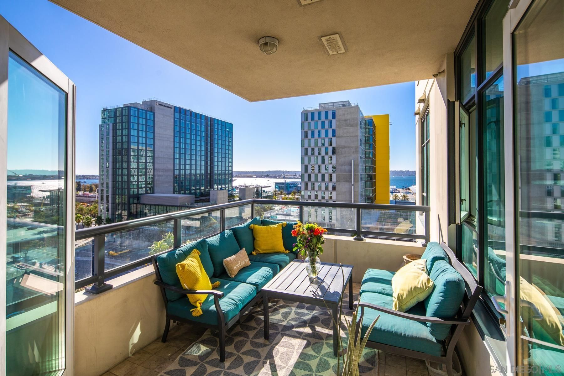 Main Photo: DOWNTOWN Condo for rent : 2 bedrooms : 1199 Pacific Hwy #1004 in San Diego