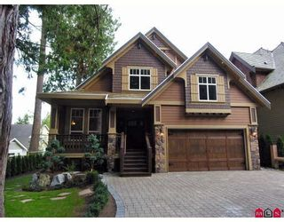 Photo 1: 3486 144TH Street in Surrey: Elgin Chantrell House for sale (South Surrey White Rock)  : MLS®# F2901826