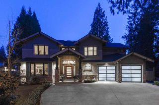 Photo 1: 4309 PATTERDALE Drive in North Vancouver: Canyon Heights NV House for sale : MLS®# R2543547