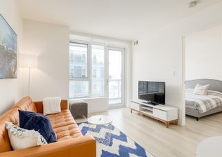 Photo 12: 406 108 Waterfront Court SW in Calgary: Chinatown Apartment for sale : MLS®# A1108137
