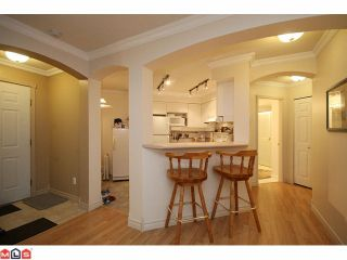 """Photo 6: 101 20120 56TH Avenue in Langley: Langley City Condo for sale in """"BLACKBERRY LANE 1"""" : MLS®# F1102193"""
