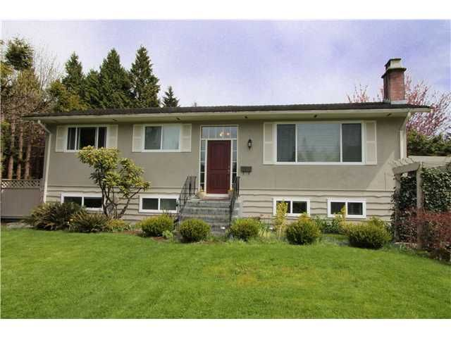 Main Photo: 12424 217TH ST in Maple Ridge: West Central House for sale : MLS®# V1003278