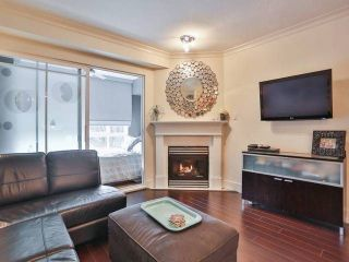 "Photo 4: 301 3333 W 4TH Avenue in Vancouver: Kitsilano Condo for sale in ""BLENHEIM TERRACE"" (Vancouver West)  : MLS®# V1050327"