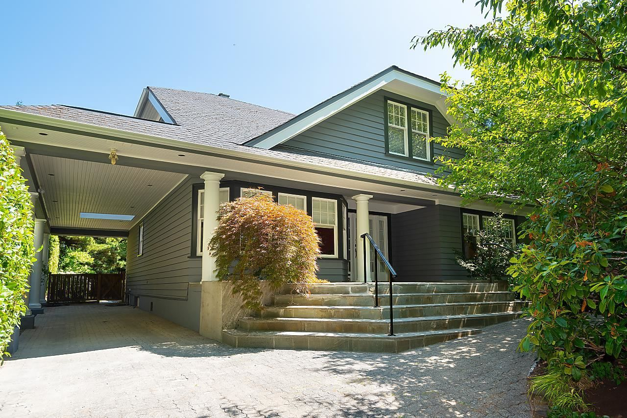 Main Photo: 4812 MARGUERITE Street in Vancouver: Shaughnessy House for sale (Vancouver West)  : MLS®# R2606558