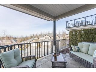 """Photo 37: 31 36260 MCKEE Road in Abbotsford: Abbotsford East Townhouse for sale in """"King's Gate"""" : MLS®# R2552290"""