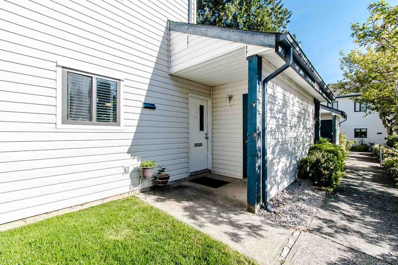 """Main Photo: 144 13762 67 Avenue in Surrey: East Newton Townhouse for sale in """"Hyland Creek Estates"""" : MLS®# R2367563"""