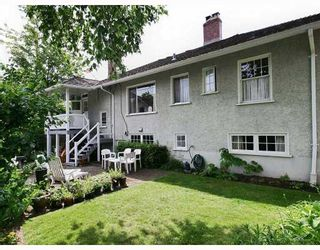 Photo 10: 1149 DEVONSHIRE in Vancouver: Shaughnessy House for sale (Vancouver West)  : MLS®# V752311