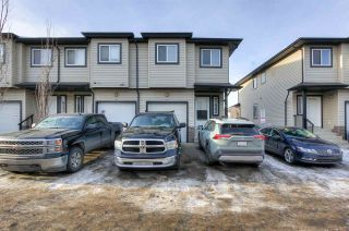 Photo 3: 21 1820 34 Avenue in Edmonton: Zone 30 Townhouse for sale : MLS®# E4225301