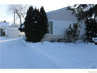 Photo 1: 22 Carnarvan Road in WINNIPEG: St James Residential for sale (West Winnipeg)  : MLS®# 1600661