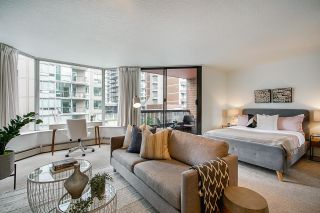 """Photo 4: 601 1333 HORNBY Street in Vancouver: Downtown VW Condo for sale in """"Anchor Point"""" (Vancouver West)  : MLS®# R2603899"""