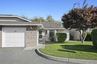 """Photo 1: 23 22308 124 Avenue in Maple Ridge: West Central Townhouse for sale in """"Brandy Wynd Estates"""" : MLS®# R2410563"""