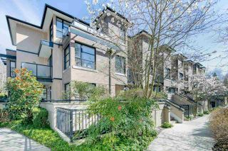 """Photo 1: 14 1863 WESBROOK Mall in Vancouver: University VW Townhouse for sale in """"Esse"""" (Vancouver West)  : MLS®# R2354042"""