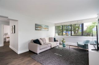 Photo 5: 201 1616 W 13TH Avenue in Vancouver: Fairview VW Condo for sale (Vancouver West)  : MLS®# R2501053